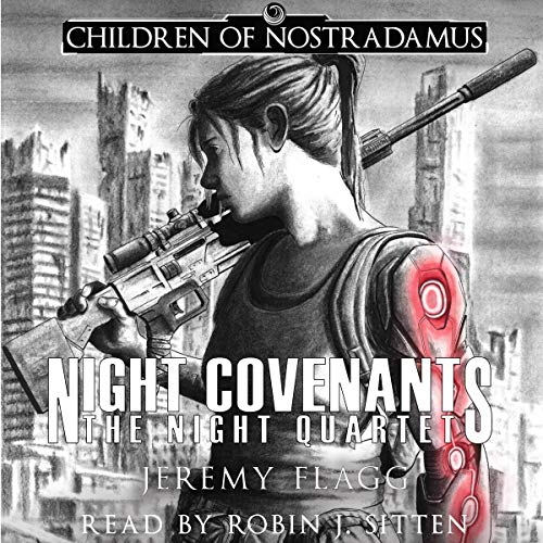 Night Covenants Audiobook By Jeremy Flagg cover art