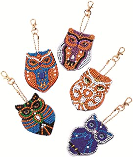 Best macrame owl keyring Reviews