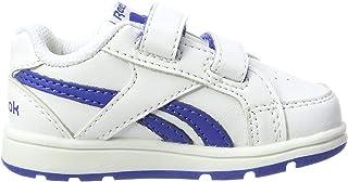 Reebok Royal Prime Alt, Zapatillas Unisex Infantil, Blanco (White/Vital Blue), 21.5 EU