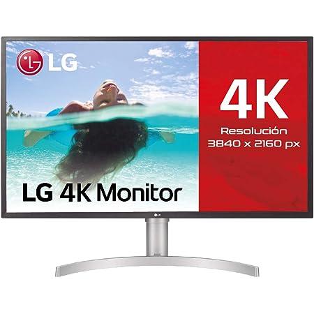 """LG 32UL750 32 """"Ultra HD, 4K LED VA HDR 600, 4 ms, altavoz estéreo, 1x USB-C, 1x conexión de pantalla, 2x HDMI, 2x USB 3.0, salida de audio, altura ajustable,"""