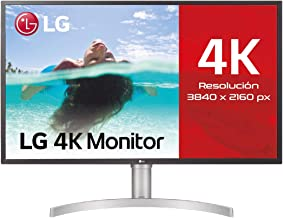 """LG 32UL750 32 """"Ultra HD, 4K LED VA HDR 600, 4 ms, altavoz estéreo, 1x USB-C, 1x conexión de pantalla, 2x HDMI, 2x USB 3.0,..."""