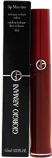 Giorgio Armani Lip Maestro Intense Velvet Color - 405 Sultan, 6.5 ml