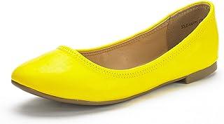 e10525e34c83 DREAM PAIRS Women s Sole Happy Ballerina Walking Flats Shoes