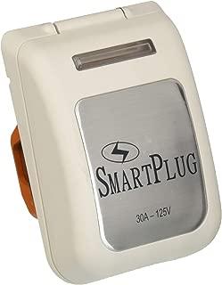 Smartplug Systems, Llc White BM30PB Smartplug Non-Metallic 30 Amp