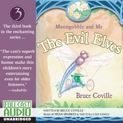 The Evil Elves audiobook cover art