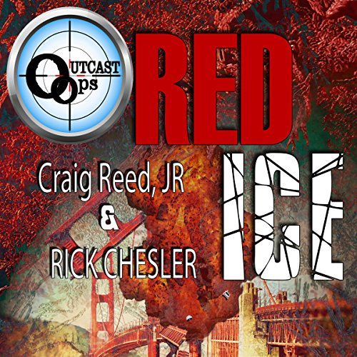 OUTCAST Ops: Red Ice cover art