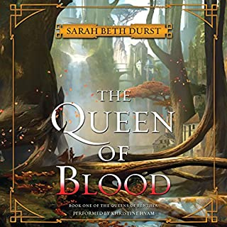 The Queen of Blood cover art