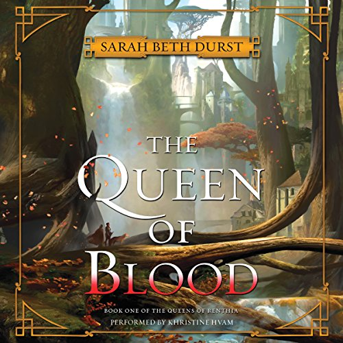 Couverture de The Queen of Blood