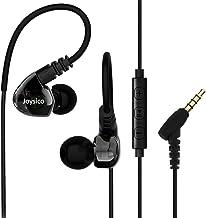 Joysico Sports Headphones Wired Over Ear In-ear Earbuds for Kids Women Small Ears,..