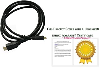 UPBRIGHT New Micro HDMI HD TV Audio Video AV Cable Cord for Microsoft Surface RT Tablet PC