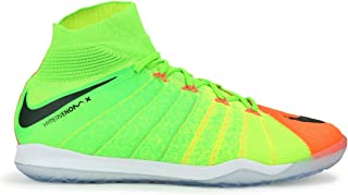 72c311da801 Nike Men s Hypervenomx Proximo II Dynamic Fit Indoor Soccer Shoes Electric  Green Black Hyper