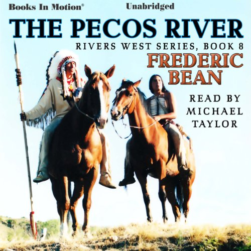 The Pecos River audiobook cover art