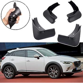 for Mazda CX-5 CX5 2nd Gen KF 2017 2018 2019 Mudflap MIDOON 4Pcs/Car Mud Flaps Mudguard Splash Guards Fender