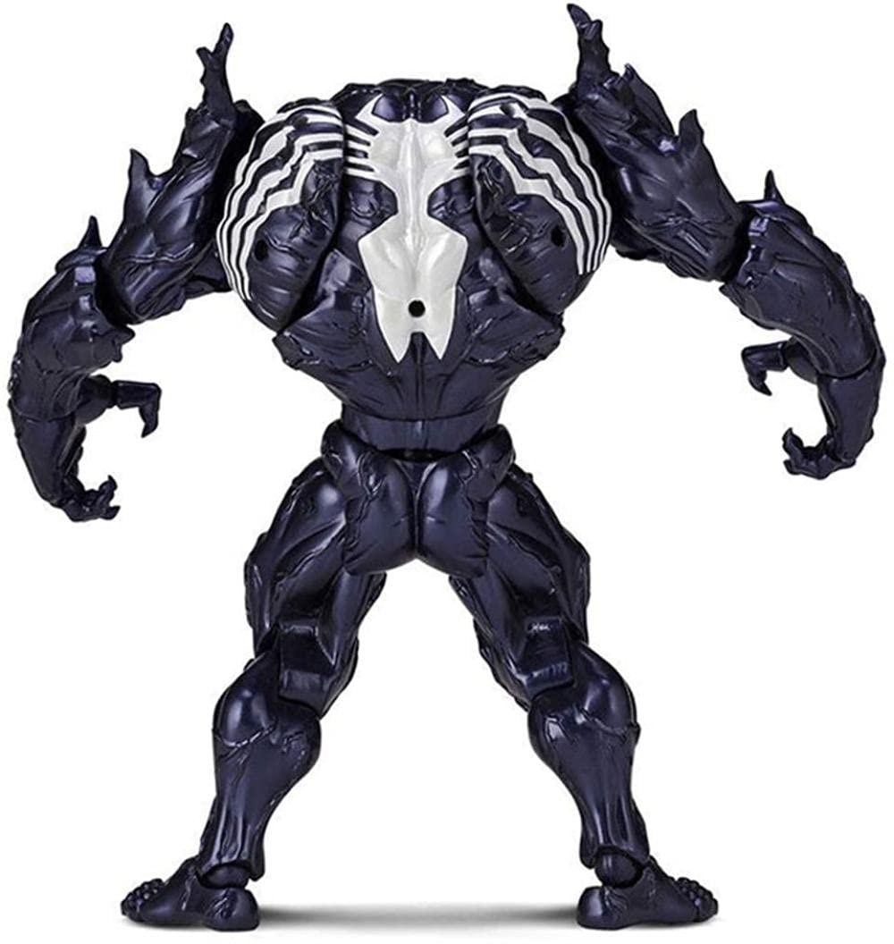 XMxx Venom Action Figure, Venom Carnage Spiderman Action Figure with Box PVC Killer Collection Model