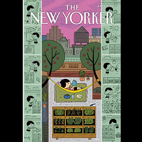 The New Yorker, July 1st 2013 (Michael Specter, John McPhee, Joyce Carol Oates) audiobook cover art