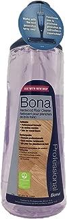 Bona Pro Series WM700058005 Hardwood Floor Cleaner Refillable Cartridge for Spray Mop, 34-Ounce