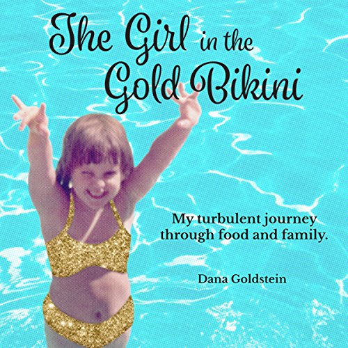 The Girl in the Gold Bikini audiobook cover art