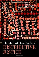 The Oxford Handbook of Distributive Justice