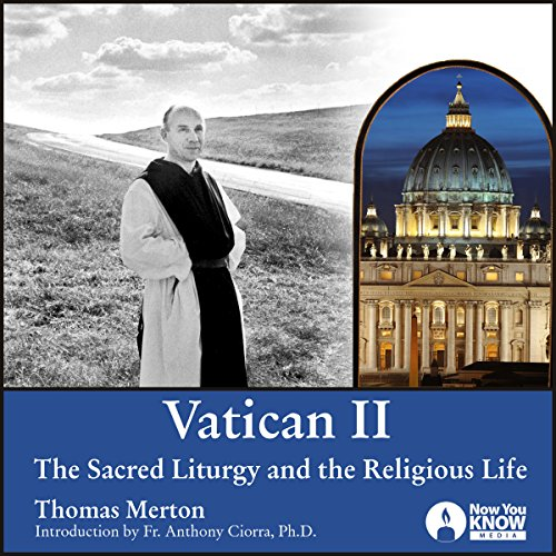 Vatican II audiobook cover art