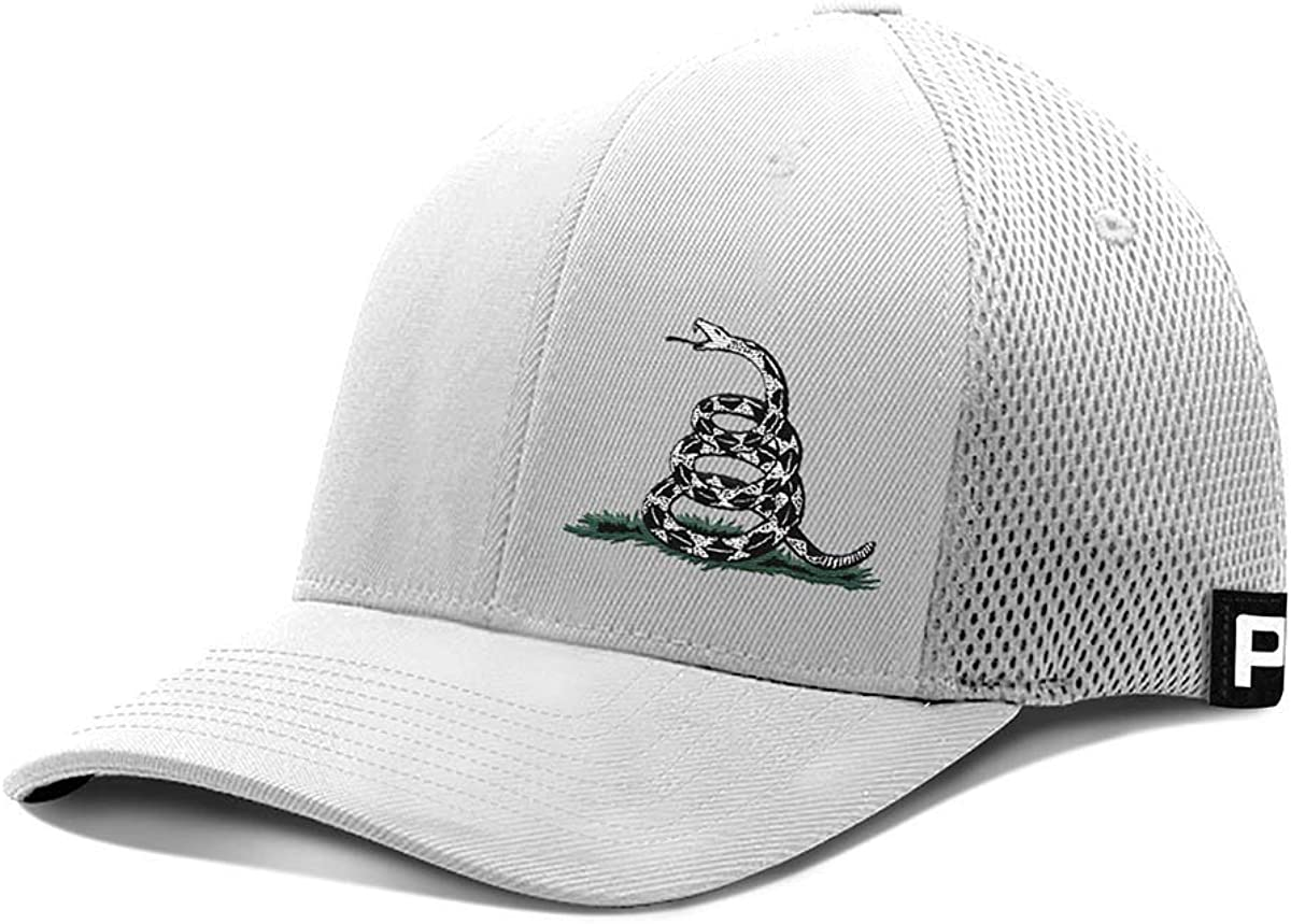 Printed Kicks Hat New product! New type Don't Tread On Snake Flex Fit Baseball Me Colorado Springs Mall