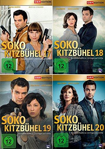 SOKO Kitzbühel - Box 17-20 (12 DVDs)