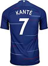 Nike KANTE #7 Chelsea Home Soccer Youth Jersey 2018/19