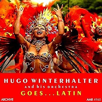 Hugo Winterhalter Goes Latin