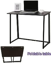 WK-JK100-BK-SH-01 SogesHome 100 x 50 cm Computer Desk Office Desks Computer Workstation Sturdy Wooden Desk