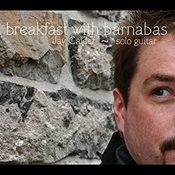 Breakfast with Barnabas
