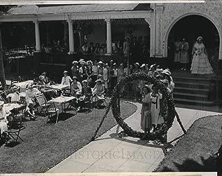 Historic Images - 1938 Vintage Press Photo University of Southern California Delta Delta Delta graduates
