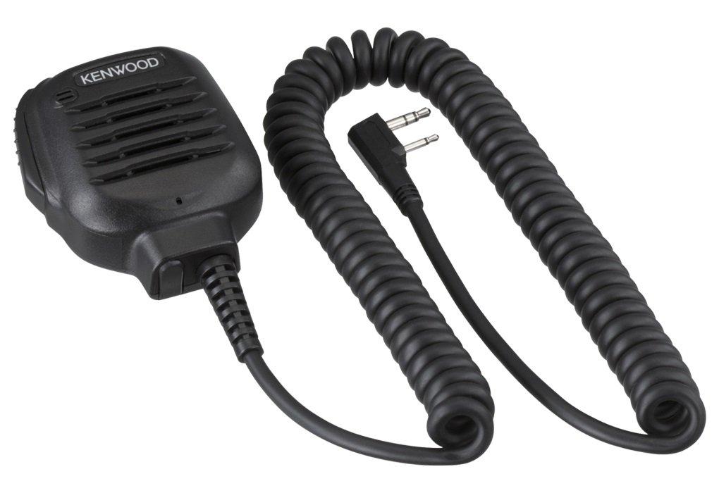 Kenwood KMC 45D Microphone Portables Connectors