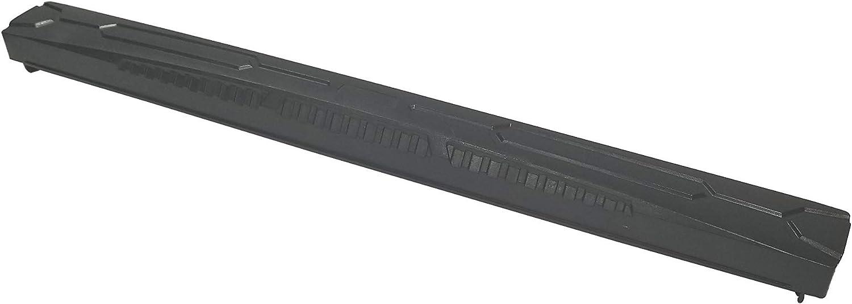 1U Blank Rack Mount Panel 19-Inch Server Network Rack Enclosure Plastic Tool-Less Mounting Blanking Panel Black- 10 Pack
