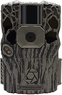 Stealth Cam XV4X - 32 Megapixel/ 4 HIGH Power LED Emitters/Next Generation Low Light Imaging 1080P HD Video Recording 5-18...