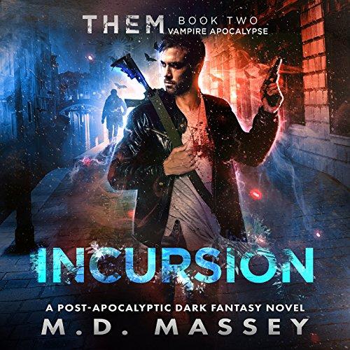 THEM Incursion cover art