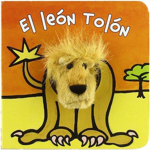 El león Tolón (Castellano - A Partir De 0 Años - Manipulativos (Libros Para Tocar Y Jugar), Pop-Ups - Librodedos)