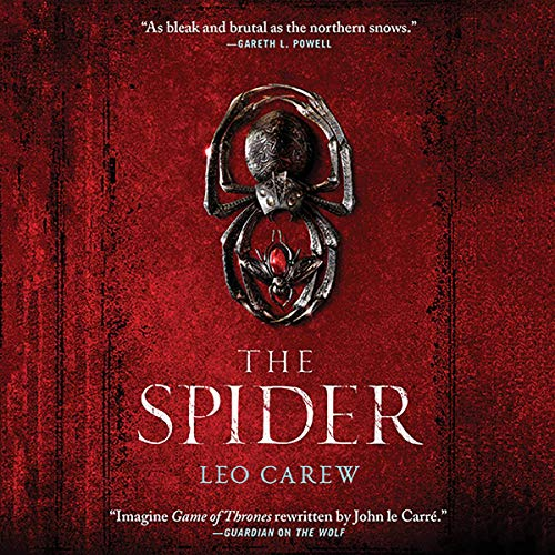 The Spider audiobook cover art