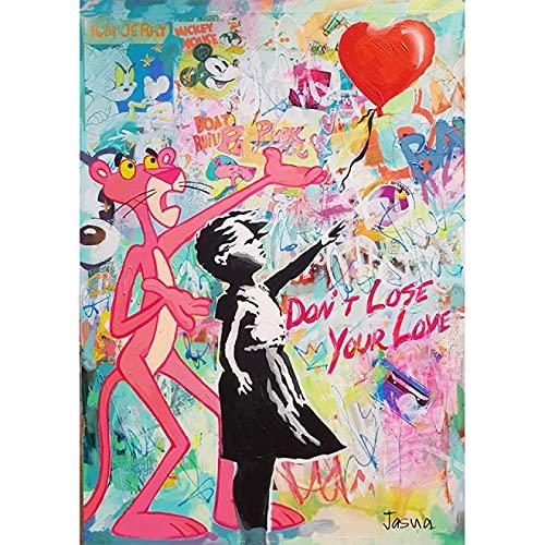 ThinkingPower Lienzo Cuadro Paul Walker Drucke auf Wandkunst Bild Dekoration Wohnkultur 60x90cm