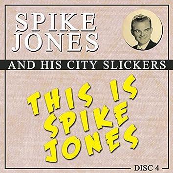 This Is Spike Jones, Vol. 2