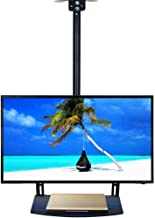 EZCHEER Ceiling TV Mount, 360 Degree Swivel TV Wall Mount Support 175 lbs, Fits 22 to 65