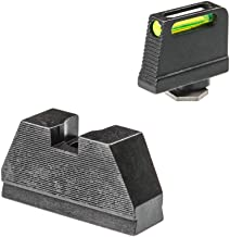 Suppressor Height Green Fiber Sight for Glock Pistol