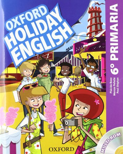 Holiday English 6º Primaria. Pack Spanish - 3rd Edition