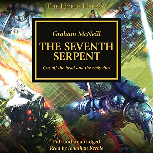 The Seventh Serpent audiobook cover art