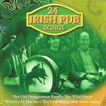 24 Irish Pub Songs