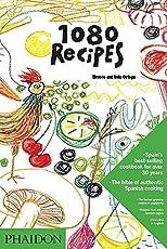 Image of 1080 Recipes by Simone. Brand catalog list of Brand: Phaidon Press.
