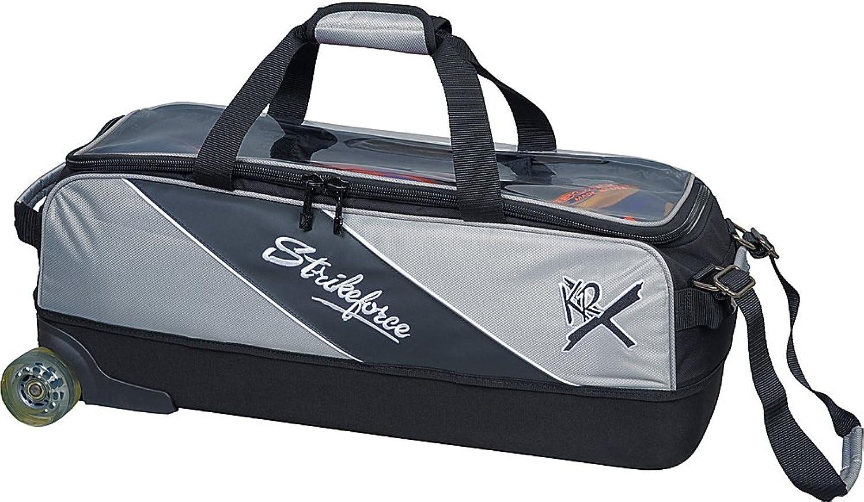KR Strikeforce Bowling Fast Slim Triple Bowling Bag