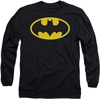 Long Sleeve: Batman-Classic Logo Longsleeve Shirt