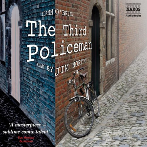 Page de couverture de The Third Policeman