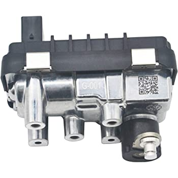 ZEALfix 6NW009228 G-88 730314 Turbo Charger Electronic Actuator