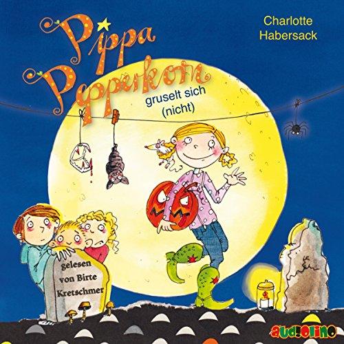 Pippa Pepperkorn gruselt sich (nicht) Titelbild