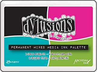 Dylusions Mixed Media Palette- (Pack of 1)